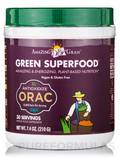 Green SuperFood® 15,000 ORAC Powder - 30 Servings (7.4 oz / 210 Grams)