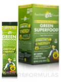 GREENSuperFood Lemon-Lime Energy - BOX OF 15 PACKETS