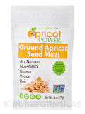 Ground Apricot Seed Meal - 6 oz (170 Grams)
