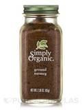 Ground Nutmeg - 2.30 oz (65 Grams)