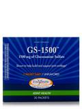 GS-1500 Unflavored - 30 Packets