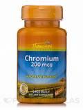 Chromium 200 mcg 60 Tablets