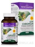 GTF Chromium Food Complex 60 Tablets