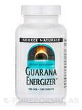 Guarana Energizer™ 900 mg - 100 Tablets