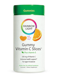 Gummy Vitamin C Slices™ (Tangy Tangerine Flavor) - 90 Gummies
