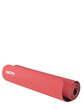 Gym Mat - Red color - 1830 mm x 610 mm x 6 mm