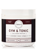 Gym & Tonic - Collagen Protein - Unflavored Powder - 16 oz