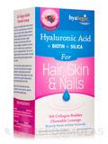 HA Collagen Builder Chewable Lozenge (Hyaluronic Acid for Hair, Skin & Nails) - 30 Chewable Lozenges