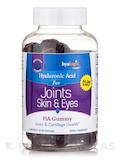 HA Gummy (Hyaluronic Acid for Joints, Skin & Eyes), Berry Flavor - 60 Gummies