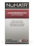 Hair Regrowth for Women - 60 Tablets