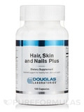 Hair, Skin and Nails Plus - 100 Capsules