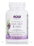 NOW® Solutions - Hair, Skin & Nails - 90 Capsules