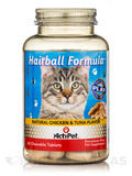Hairball Formula, Natural Chicken & Tuna Flavor - 60 Chewable Tablets