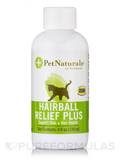 Hairball relief Plus 4 fl. oz