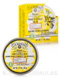 Hand & Cuticle Salve, Lemon - 2.1 oz (59 Grams)