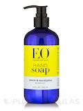 Hand Soap - Lemon & Eucalyptus - 12 fl. oz (355 ml)