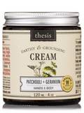 Hands & Body Cream - Patchouli Geranium 4 fl. oz (120 ml)