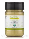 Organic Haritaki Powder (Spice Jar) 4.25 oz