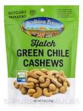 Hatch Green Chile Cashews - 6 oz (170 Grams)