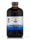 Hawthorn Berry Heart Syrup - 16 fl. oz (472 ml)