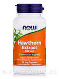 Hawthorn Extract 300 mg 90 Vegetarian Capsules