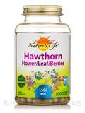 Hawthorn Flower/Leaf/Berries - 100 Vegetarian Capsules