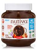 Organic Hazelnut Spread with Cocoa, Classic Chocolate Flavor - 13 oz (369 Grams)
