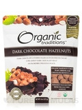 Dark Chocolate Hazelnuts 8 oz (227 g)