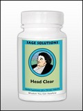 Head Clear 120 Tablets
