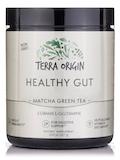 Healthy Gut Powder, Matcha Green Tea Flavor - 8.02 oz (227 Grams)