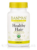 Healthy Hair, Organic - 90 Tablets