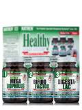 Healthy Start System Kit - Three 30-Capsules Bottles