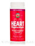 Heart Magnesium, Red Raspberry - 15.7 oz (445 Grams)