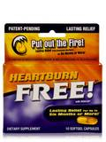 Heartburn Free with ROH10 10 Softgels Capsules