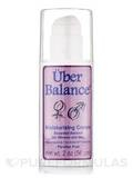 Uber Balance® Moisturizing Cream (Essential Balance for Women and Men) 2 oz (56 Grams)
