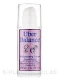 Uber Balance® Moisturizing Cream (Essential Balance for Women and Men) - 2 oz (56 Grams)