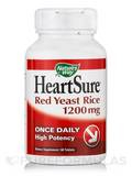 HeartSure Red Yeast Rice 1200 mg 60 Tablets