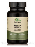 Hemp Extract 2500 mg - 30 Liquid Capsules
