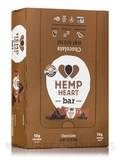 Hemp Heart Bar, Chocolate - BOX OF 12 BARS