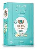 Hemp Heart Bar, Vanilla - BOX OF 12 BARS