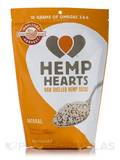 Natural Hemp Hearts - 16 oz (454 Grams)