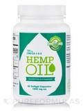 Hemp Oil 1000 mg 60 Softgels