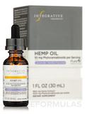 Hemp Oil 50 mg, Lavender Vanilla Lavender - 1 fl. oz (30 ml)