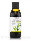 Organic Hemp Oil (Glass Bottle) 8 fl. oz (236 ml)
