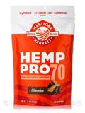 Hemp Pro 70 (Chocolate) - 11 oz (312 Grams)