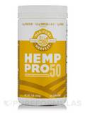 Hemp Pro Protein Powder - 16 oz (454 Grams)