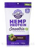 Hemp Protein Smoothie, Chocolate Flavor - 11 oz (312 Grams)