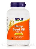 Hemp Seed Oil 1000 mg - 120 Softgels