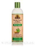 Hemp Seed & Shea, Deep Moisturizing Shampoo - 12 fl. oz (355 ml)