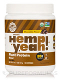 Hemp Yeah! Plant Protein Blend Chocolate Flavor (Organic) - 16 oz (454 Grams)